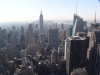 Hier der Blick Downtown Richtung Empire State Building.