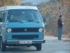Wie ist dieser VW-Bulli nur nach Kanada gekommen? Wer macht sich die Mühe und überführt ein Fahrzeug aus Europa?